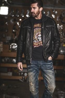 check out 0f5c7 dfde1 Herrenbekleidung: Klamotten für echte Männer | Rebel Clothing