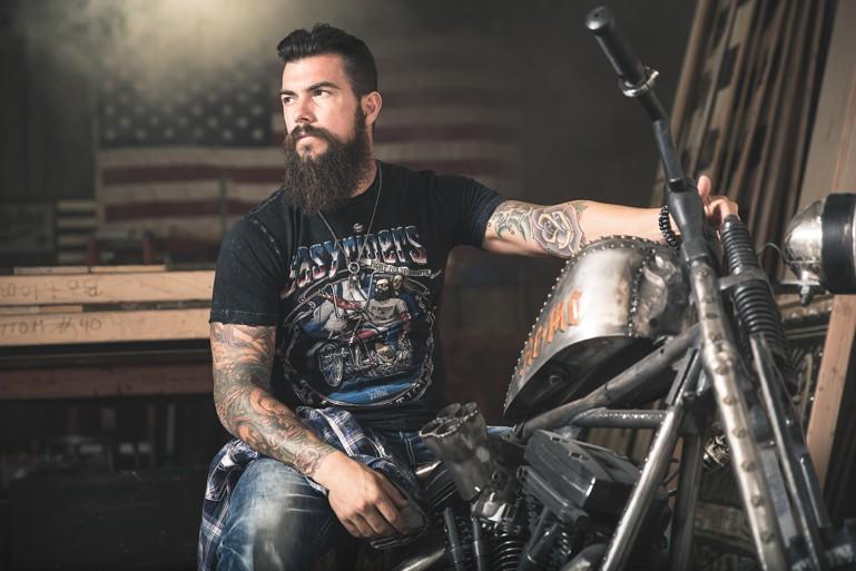 t shirts im mma rocker und biker style rebel clothing. Black Bedroom Furniture Sets. Home Design Ideas