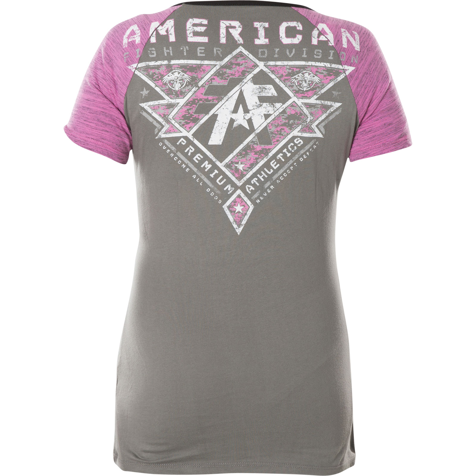 american fighter by affliction bradford mit logo print. Black Bedroom Furniture Sets. Home Design Ideas