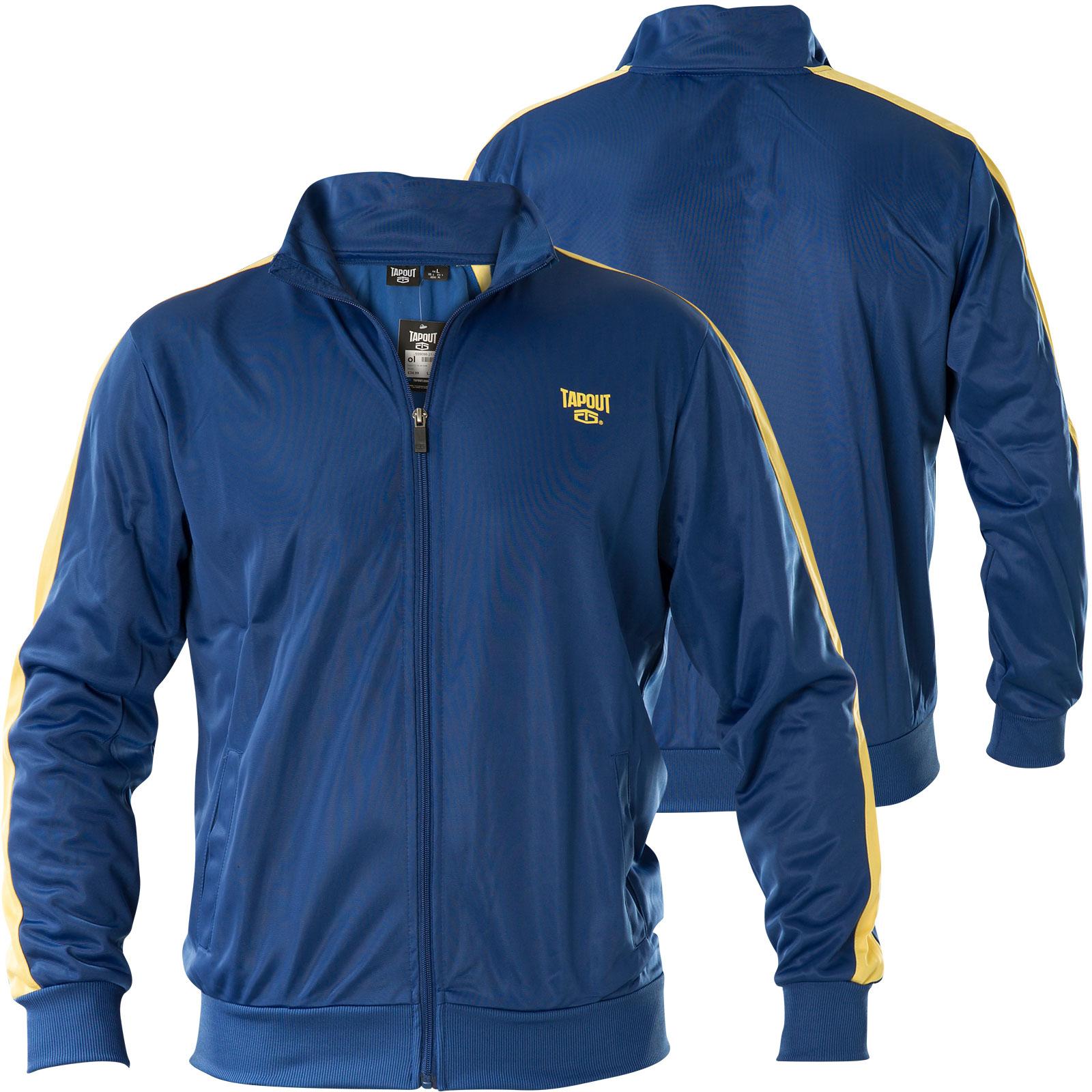 Track Royal Tapout Blau Fz Jacket ULGjzVqSMp