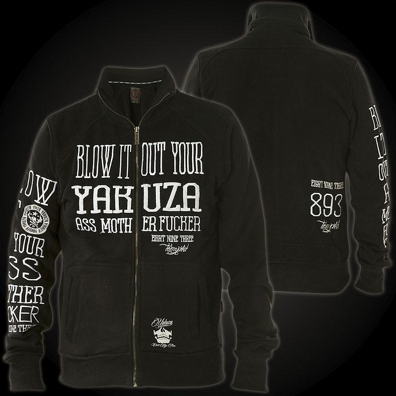 Yakuza moth jacke